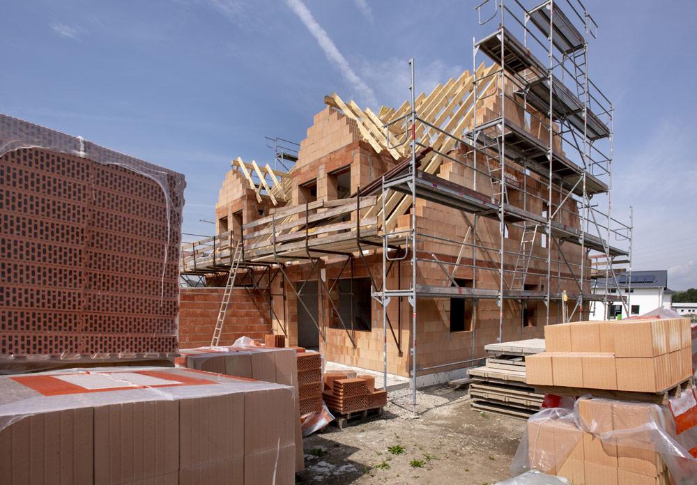 Bauvorhaben Untergiesing - Baumeisterarbeiten