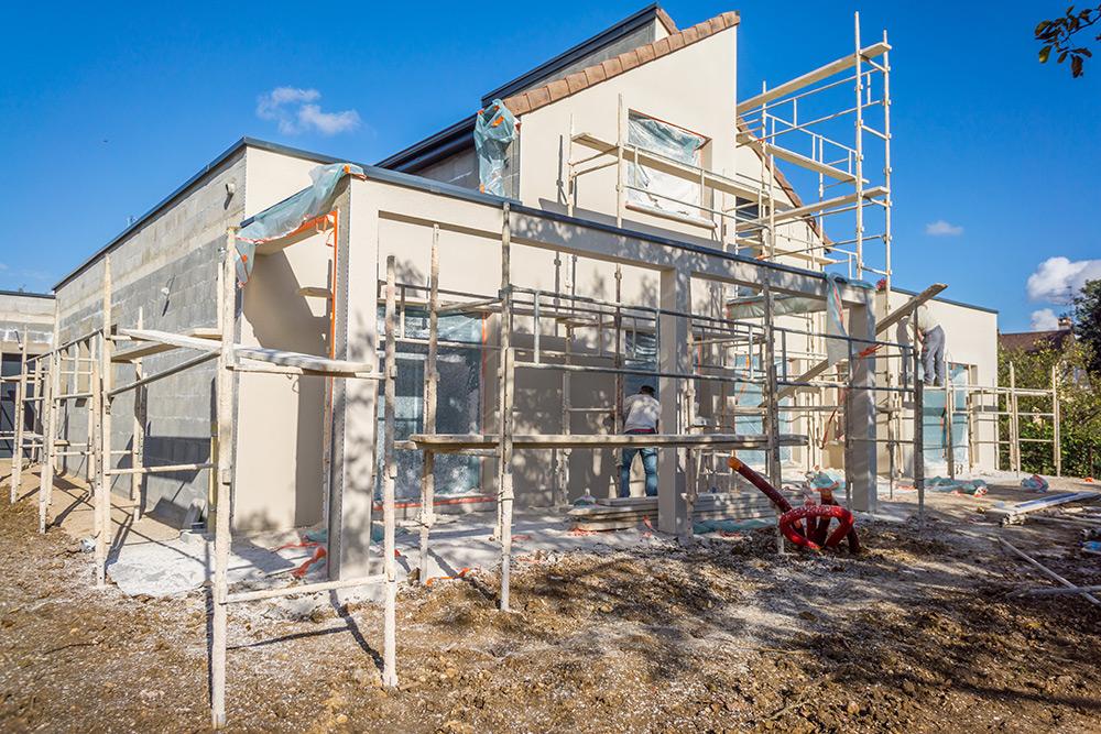 Bauvorhaben Westpark - Baumeisterarbeiten